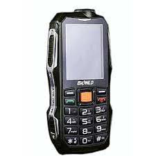 Picture of land rover phone