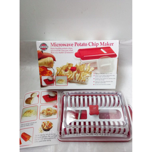 Picture of microwave box for potatoes