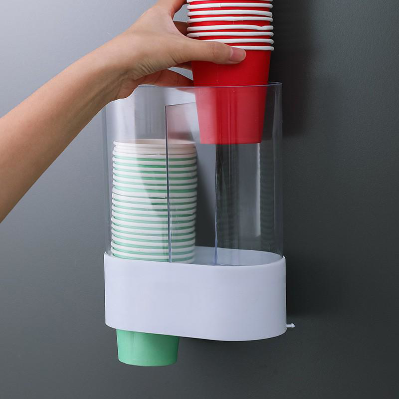 Picture of plastic cup base