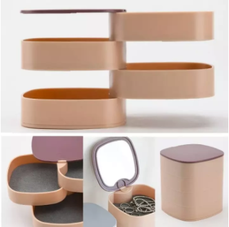Picture of Four-tier small accessories box
