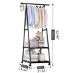 Picture of Stand for hanging clothes and items