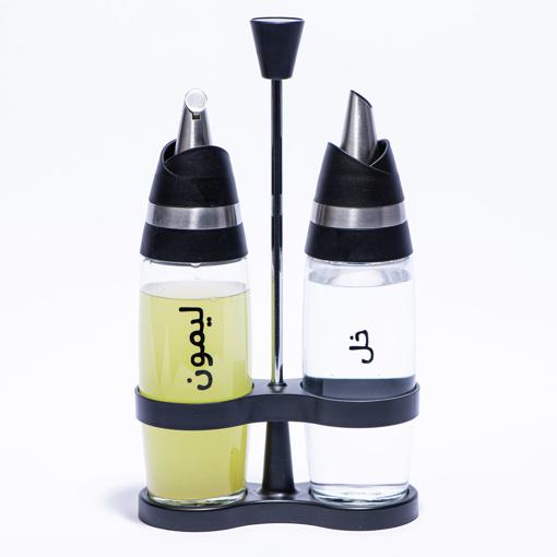 Picture of Regular - Round liquid dispenser set (two pieces)