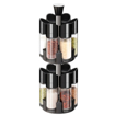 Picture of Glossy - Lazy suzan Spice rack, 12 jar