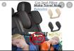 صورة وسادة مقعد السيارة