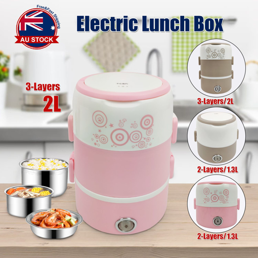 Picture of electric lunch box
