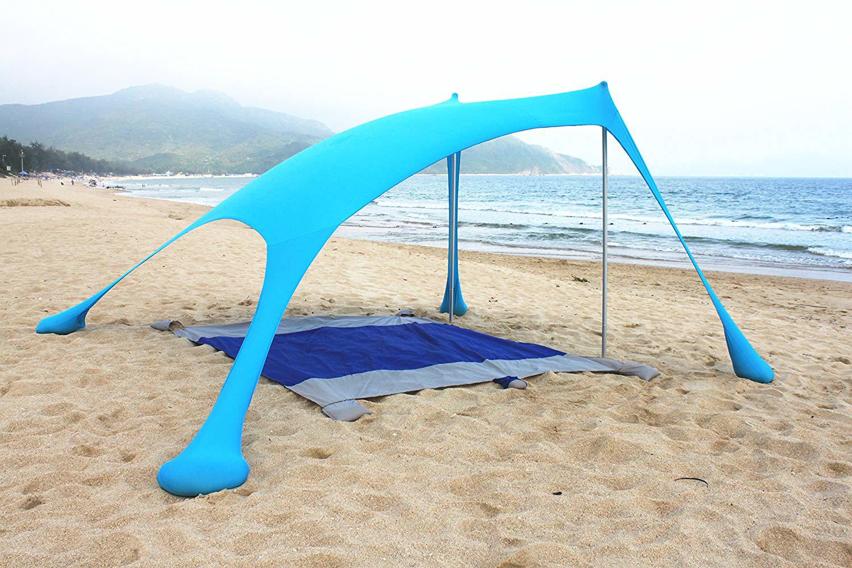 صورة مظلة لرحلات البحر