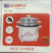 Picture of rice cooker