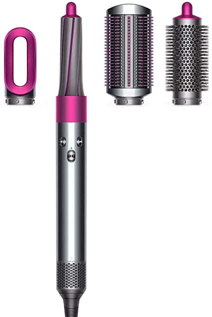 Picture of 5 in 1 hair dryer and comb