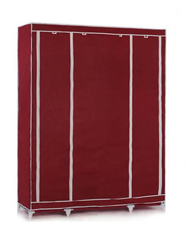 Picture of Three shelves metal wardrobe