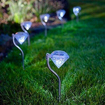 صورة لمبات ليلية بالطاقة الشمسية داياموند