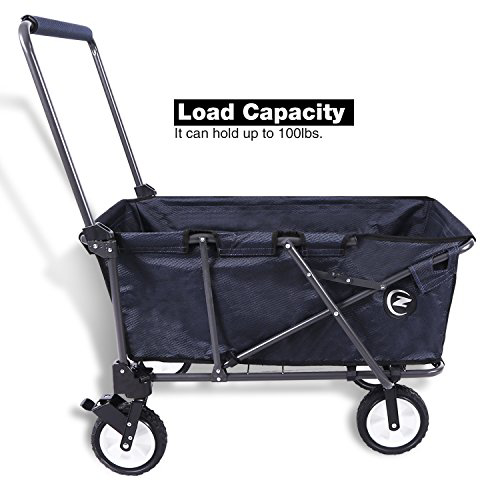 Picture of Powerful trekking trolley