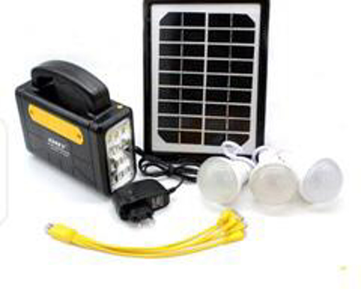 Picture of Solar powered emergency panel