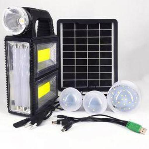 صورة كشاف الطاقة الشمسية