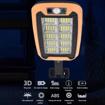 صورة 124LED  PIR مصباح عالطاقة الشمسية مقاوم للماء