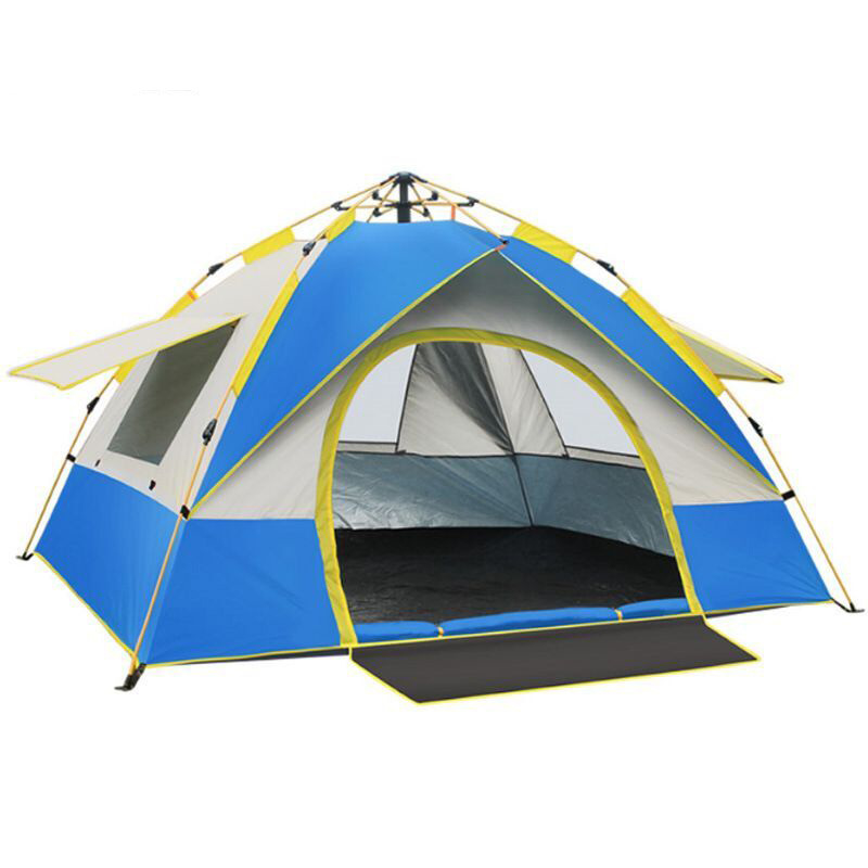Picture of Olive Tree - Instant Automatic Pop-up Family Tent for 2 to 3 People
